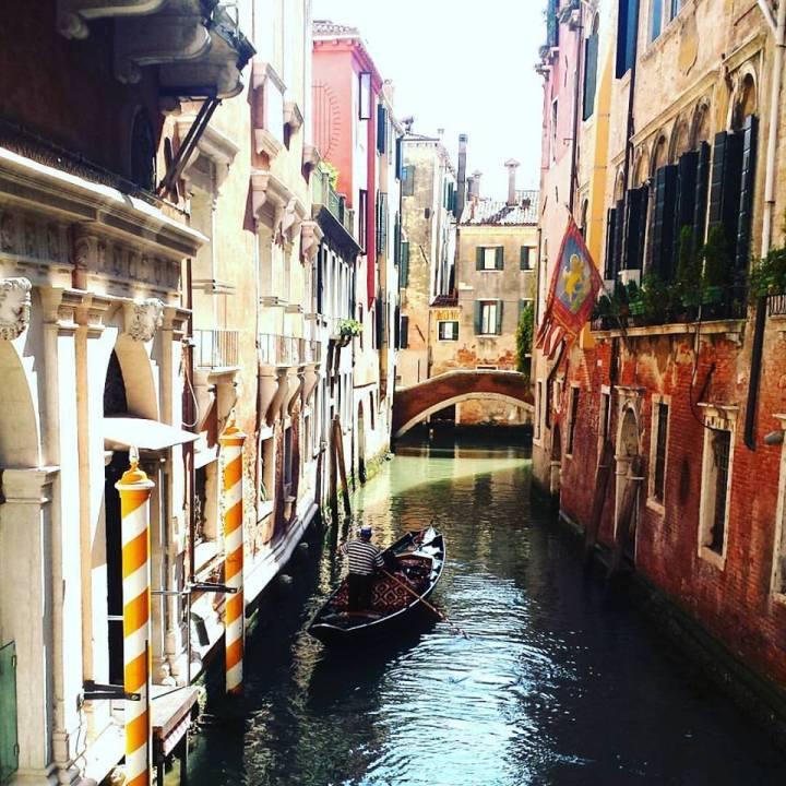 Venezia: andar perbacari