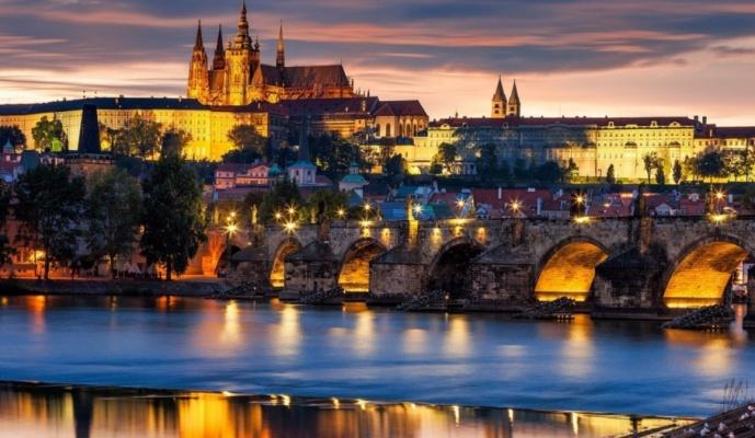 Praga: antica emagica!